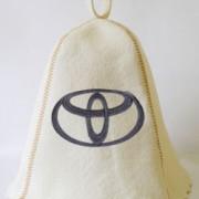 Шапка для сауны с вышивкой 'Тойота