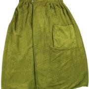 Парео микрофибра зеленый